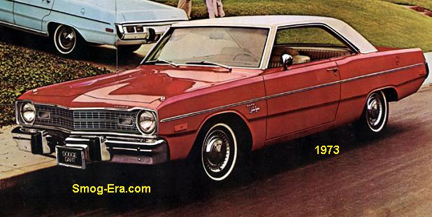 dodge dart swinger 1973