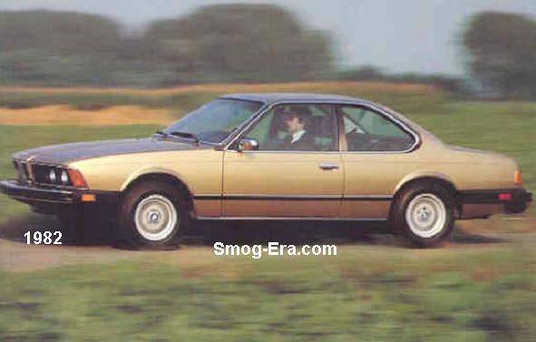 bmw 633csi 1982