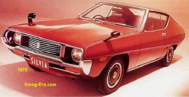 datsun silvia 1975