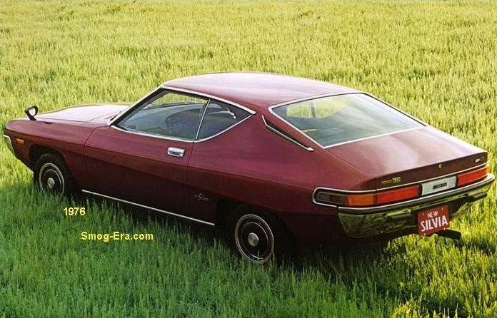 datsun silvia 1976