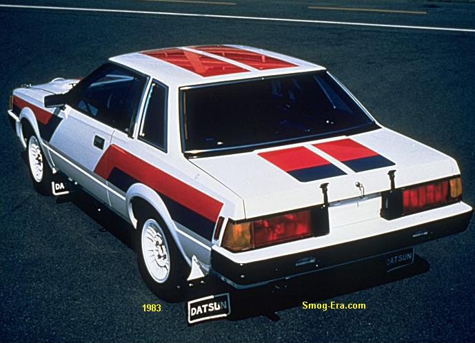 datsun silvia 1983