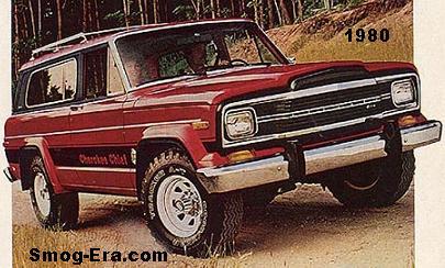 jeep cherokee 1979
