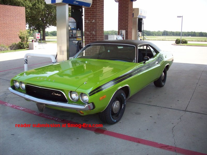 Rich's 1973 Dodge Challenger