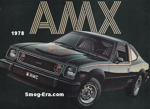 amc amx 1978