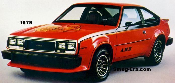 amc amx 1979