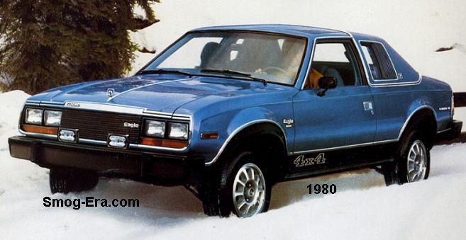 amc eagle 1980
