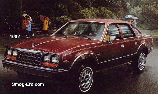 amc eagle 1982