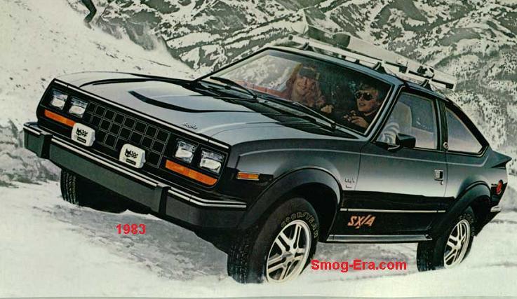 amc eagle 1983
