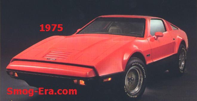 bricklin sv1 1975