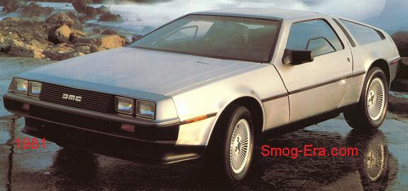 delorean dmc12 1981